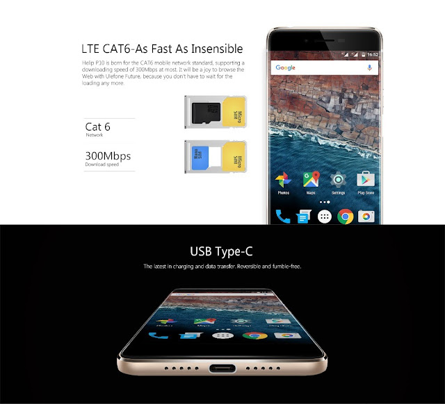 Ulefone Future Phone SD card Information