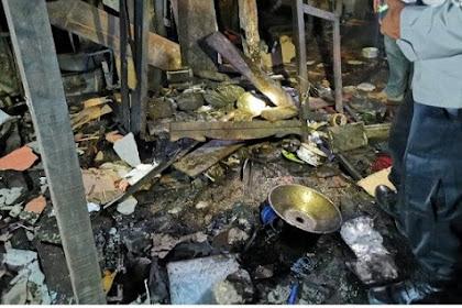 Gegara Petasan Meledak, Anak Tewas dan Ibu Alami Luka Bakar di Jombang