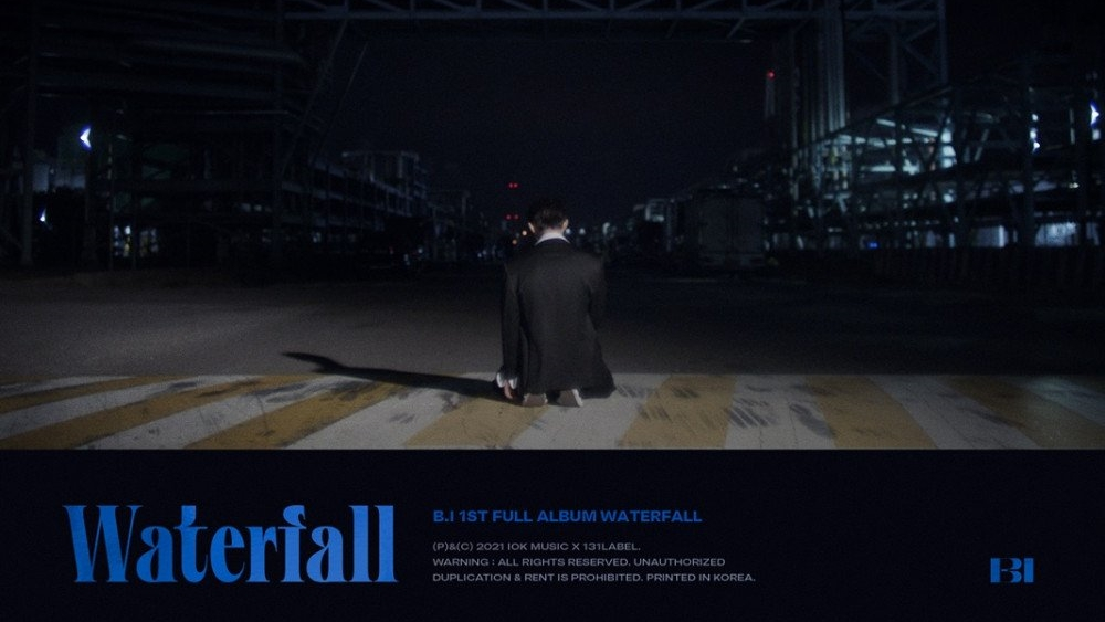 B.I. Leaks The Releasing Schedule From The Teaser Until The First Album 'Waterfall'