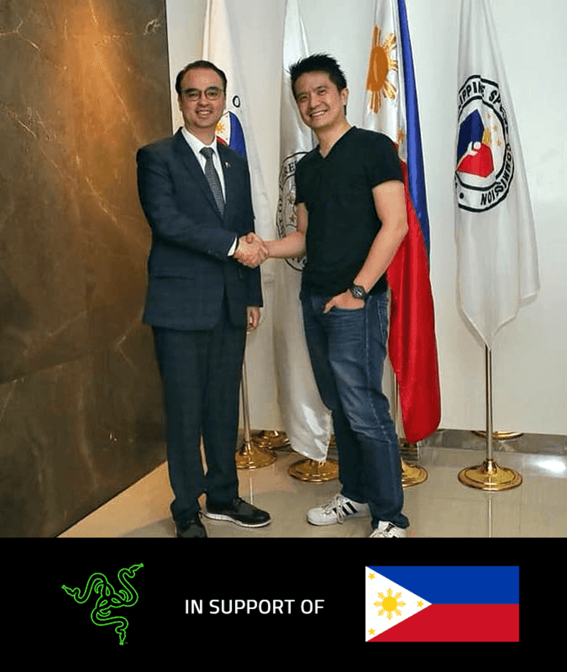 To help beat COVID-19, Razer donates surgical masks to the Philippines