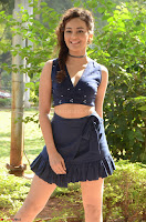 Seerat Kapoor Stunning Cute Beauty in Mini Skirt  Polka Dop Choli Top ~  Exclusive Galleries 023.jpg