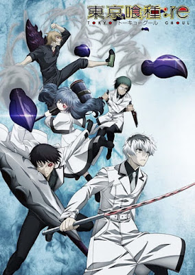 Tokyo Ghoul:re S1 BD [Batch] Subtitle Indonesia