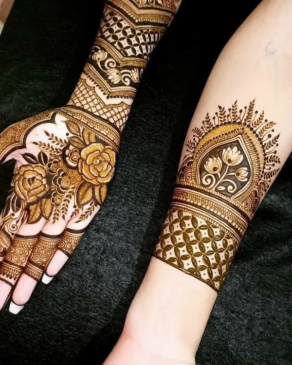new-mehandi-design