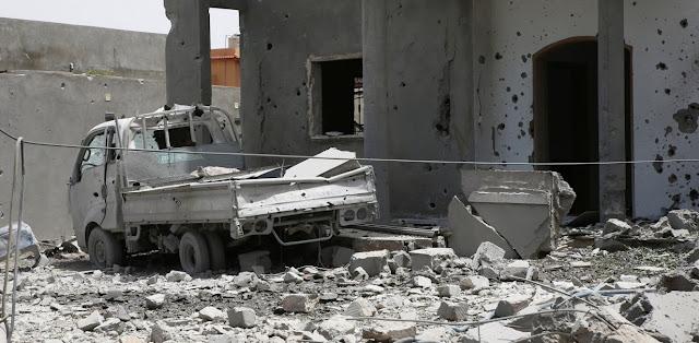 Ρώσοι μισθοφόροι, τουρκικά drones και τζιχαντιστές στη μάχη της Λιβύης