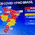 Preocupação: Jornal Nacional apresenta crescimento de mortes por covid-19 de  89% no RN