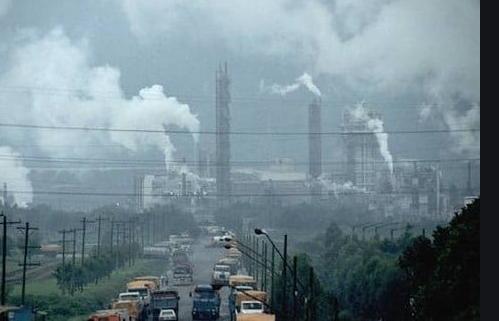 Lingkungan Tercemar
