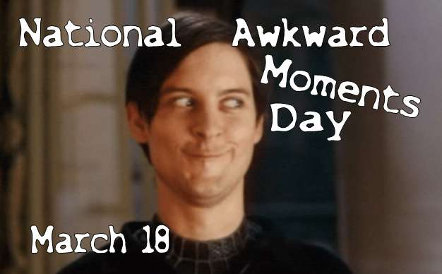 Awkward Moments Day Wishes Images download