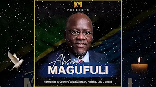 VIDEO | Harmonize Ft Konde Music Artists - Ahsante Magufuli | Download MP4