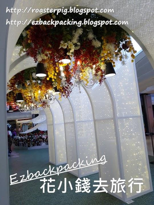 元朗聖誕活動:YOHO MALL聖誕燈飾一期