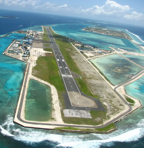The World Geography 11 Incredible Island Airports