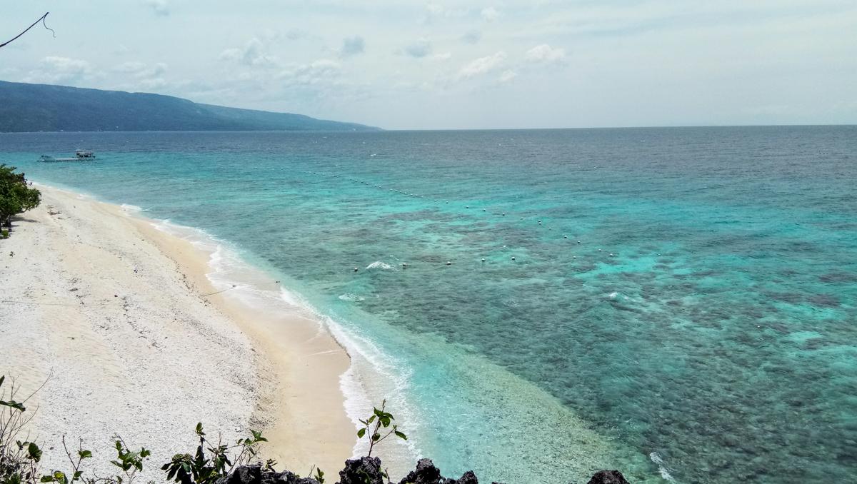 Bluewater Sumilon Island