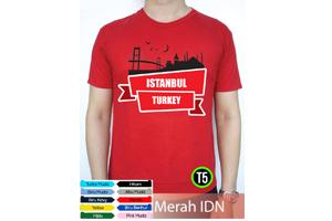 Kaos Turki Kode T5