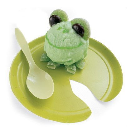 Sherbet the Frog Recipe