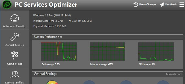 PC Service Optimizer