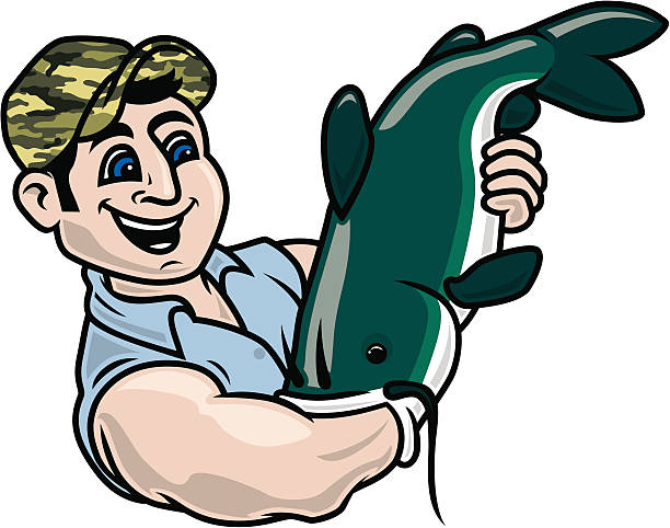 Noodling for Catfish – An Odd Way of Fishing