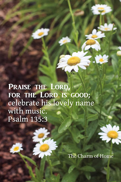 Psalm 135: The Lord's Infinite Wisdom: The Charm of Home