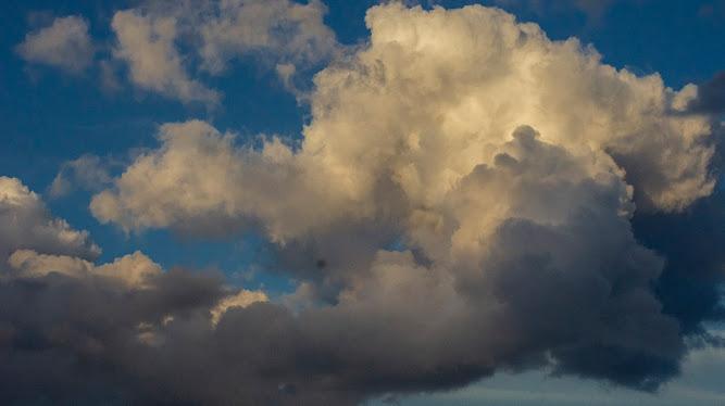 cloud sky shape