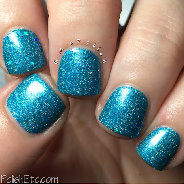 Glam Polish - It's All A Dream Alice Collection - McPolish - The Wrong Alice