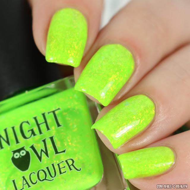 Night Owl Lacquer-Farosh