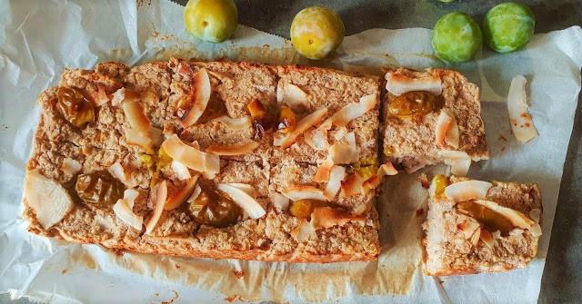Gâteau petit-déjeuner - végétalien - vegan - sans gluten