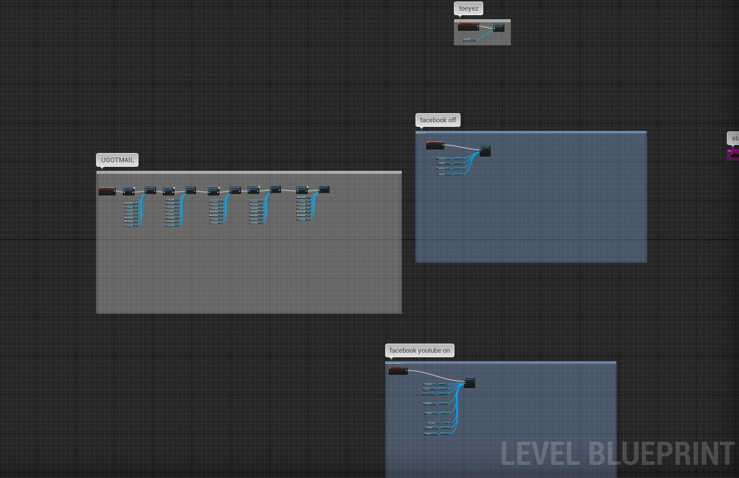 Screenshots of work in progress | The Streamline