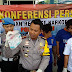 "Polisi Gerebek Pabrik Pil ""LL"" Jaringan Kediri Nganjuk Tulungagung Blitar"