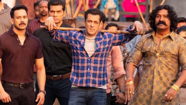 Radhe Bharat Released Today: Salman Khan, Disha Patni starrer when and where to watch