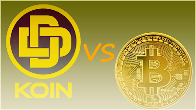 Advantages of DDKoin versus Bitcoin in Business aspects