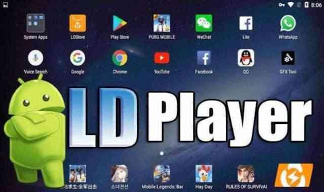 تحميل برنامج LDPlayer 4.0.61 أسرع وأخف محاكي للأندرويد للأجهزة الضعيفة اخر اصدار