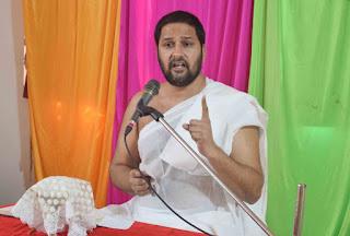 श्री मोहनखेड़ा महातीर्थ में षाष्वत नवपद ओलीजी आराधना