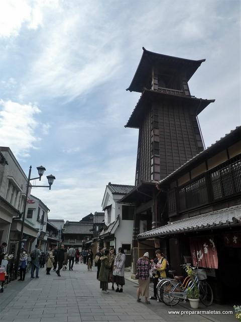un día en Kawagoe desde Tokio