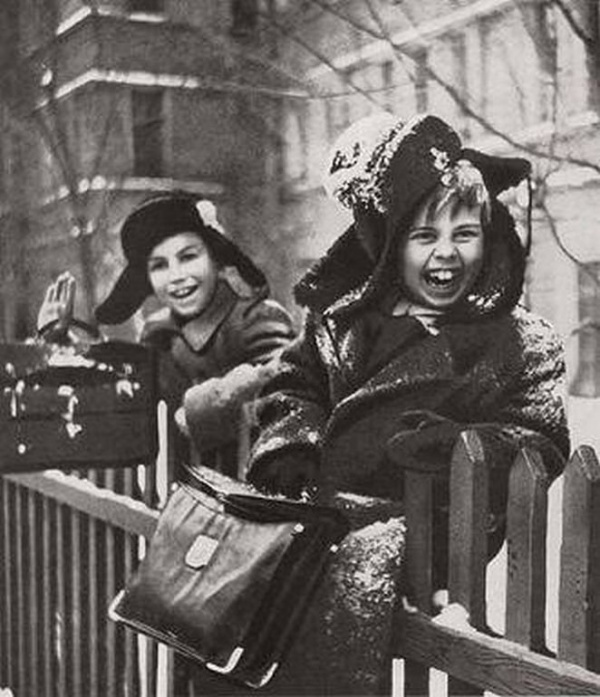 the happy moments of the ussr