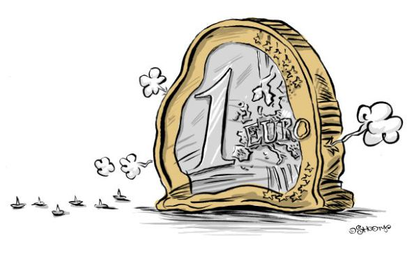 Η αντίσταση στην ευρω - κατοχή