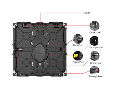 Địa chỉ cung cấp lắp đặt màn hình led p4 chuyên nghiệp tại Hưng Yên