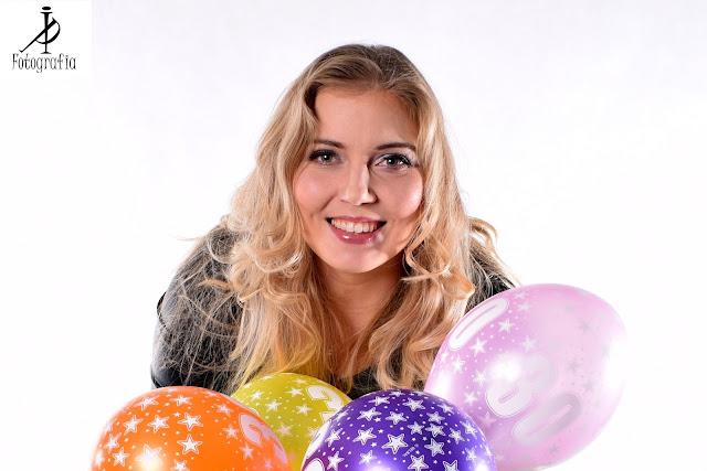 Sesja urodzinowa - Magda
