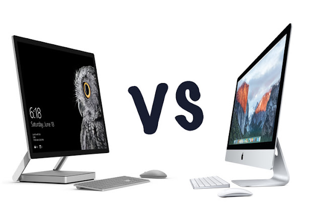 Surface Studio vs iMac 5K comparison review: Apple and Microsoft all-in-one PCs battle it out,Surface Studio vs iMac: Battle of the All-in-Ones,Surface Studio vs iMac 5K comparison review,Surface Studio vs iMac 5K comparison,Surface Studio vs iMac 5K comparison,Microsoft Surface Studio vs iMac,Surface Studio vs Apple iMac,