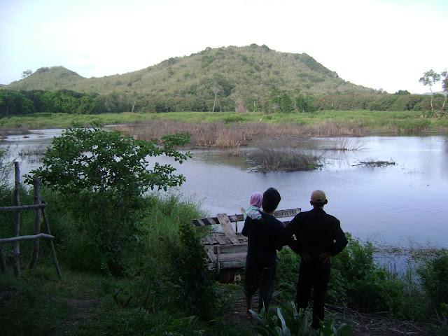 Rowo Biru Buluagung, Banyuwangi.