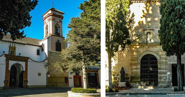 Conventos de La Merced e Santa Isabel em Ronda, Andaluzia