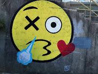 Bondi Street Art | NOTNOT