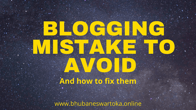 11 Beginners blogging mistakes to avoid in 2020 and how to fix it...