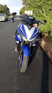 Yamaha Aerox Baru Turun, Mesinnya Pecah???
