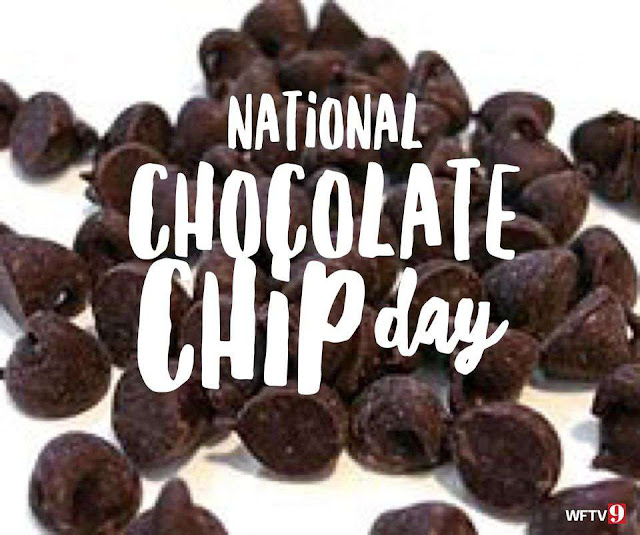 National Chocolate Chip Day Wishes Photos