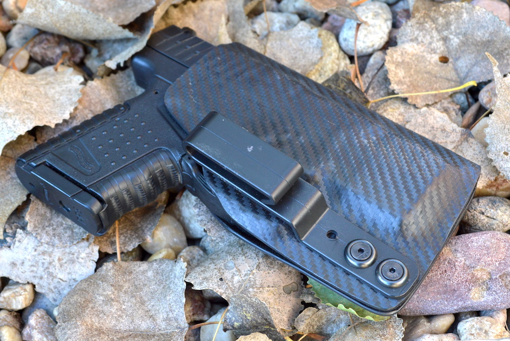 Clinger Atom and Stingray Holsters Review