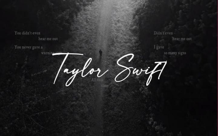 Taylor Swift - Exile feat. Bon Iver
