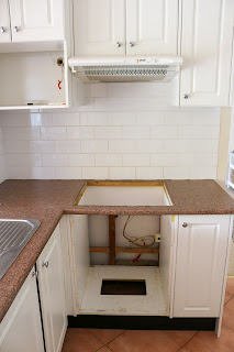 Let the kitchen demolition begin