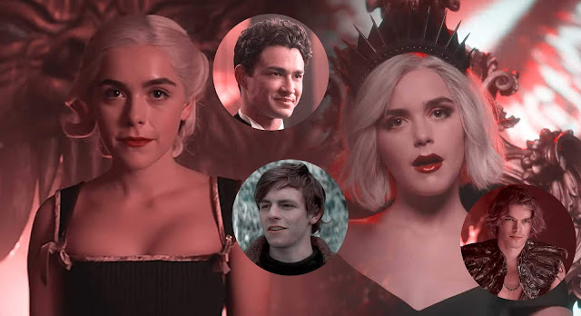 Chilling Adventures of Sabrina Guys