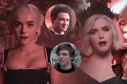 Chilling Adventures of Sabrina: Who Should be Endgame With Sabrina (Vote)