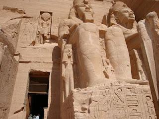 Abu Simbel Egito