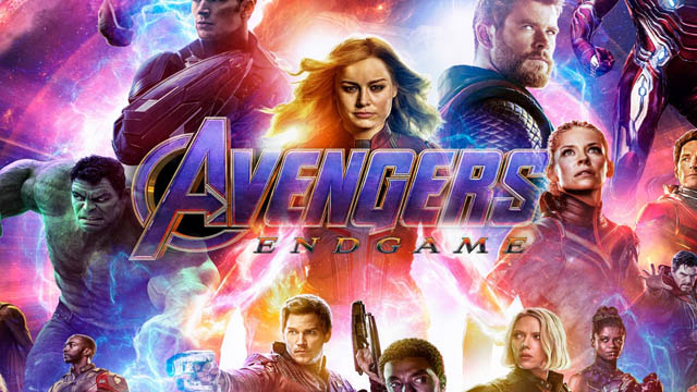 Avengers: Endgame (2019) Movie [Dual Audio] [ Hindi + English ] [ 720p + 1080p ] BluRay Download