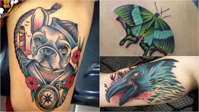 Tatuadores Para Seguir no Instagram